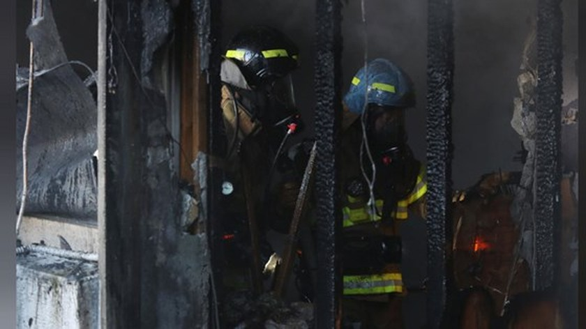 33 dead in South Korea hospital blaze: firefighters  ảnh 3
