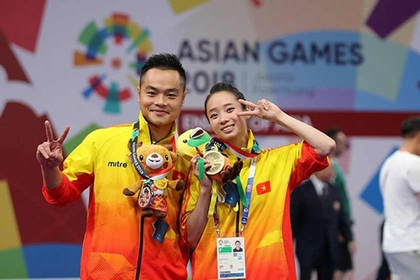 Impressive moments at Asiad 2018 ảnh 8