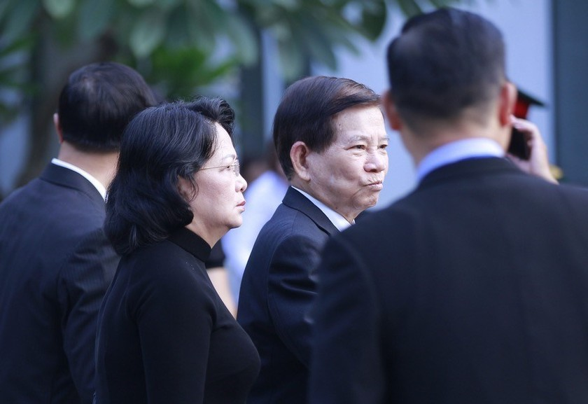 National funeral held for President Tran Dai Quang ảnh 1