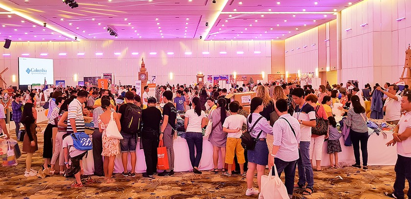 International Charity Bazaar 2018 attracts thousands of visitors ảnh 9