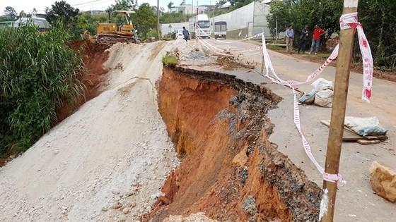 Heavy rains hit central Vietnam ảnh 1