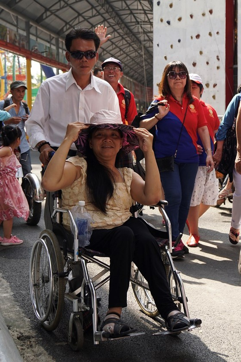 Day for Disabled People ảnh 3