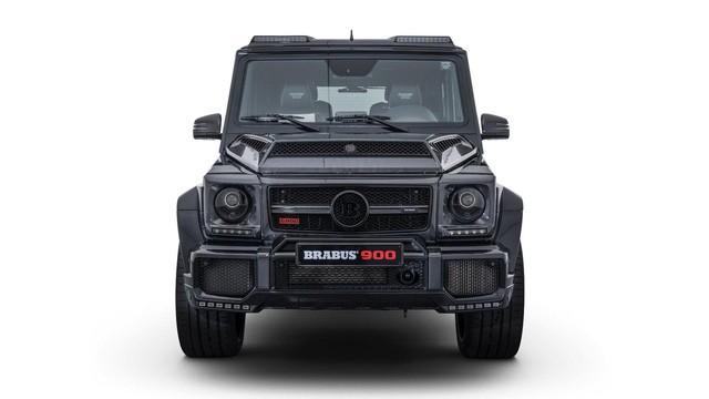 Brabus G65 - Xe off-road mạnh nhất thế giới, giá lên đến 18,16 tỷ Đồng - Ảnh 5.