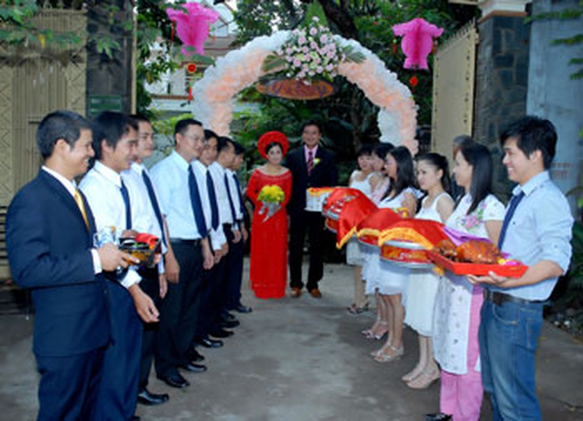 Cultural Values Of Traditional Vietnamese Wedding