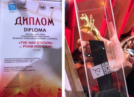 Đảo của dân ngụ cư được trao giải đặc biệt của Ban giám khảo LHP Quốc tế Á - Âu ảnh 2