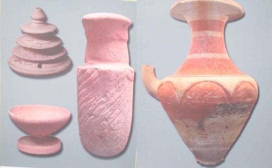 An Giang: Sẽ triển lãm hơn 1.000 hiện vật gốm Óc Eo ảnh 1