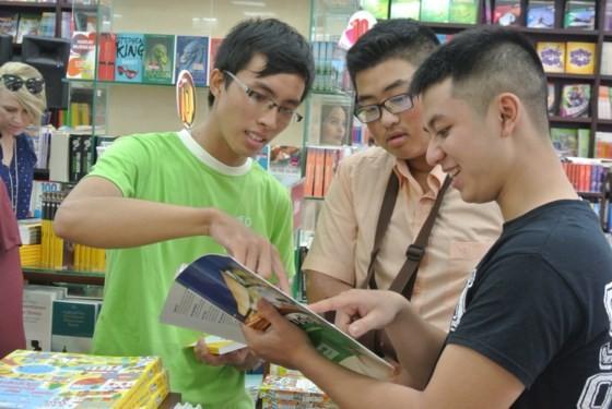 Khai trương gian hàng sách tiếng Đức lần đầu tiên tại Việt Nam ảnh 3