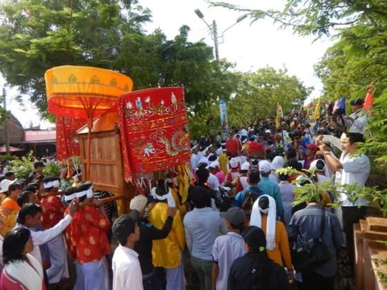 Tưng bừng Lễ hội Katê của đồng bào Chăm Bình Thuận ảnh 3