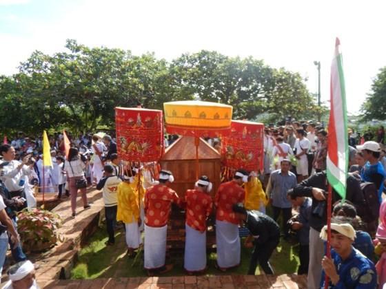 Tưng bừng Lễ hội Katê của đồng bào Chăm Bình Thuận ảnh 6