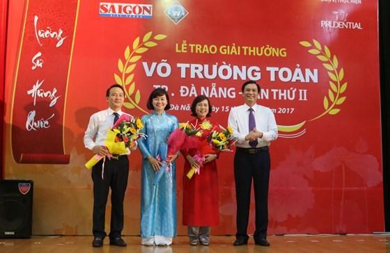 Đà Nẵng: Thêm một ngày hội lớn cho ngành giáo dục ảnh 1