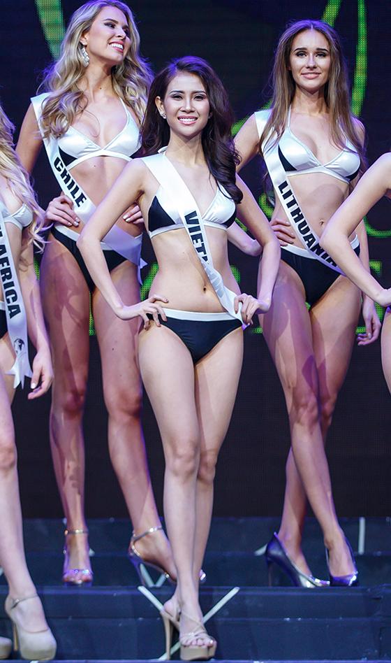 Liên Phương đoạt ngôi vị Á hậu 1 cuộc thi Hoa hậu Đại sứ Du lịch Thế giới ảnh 3