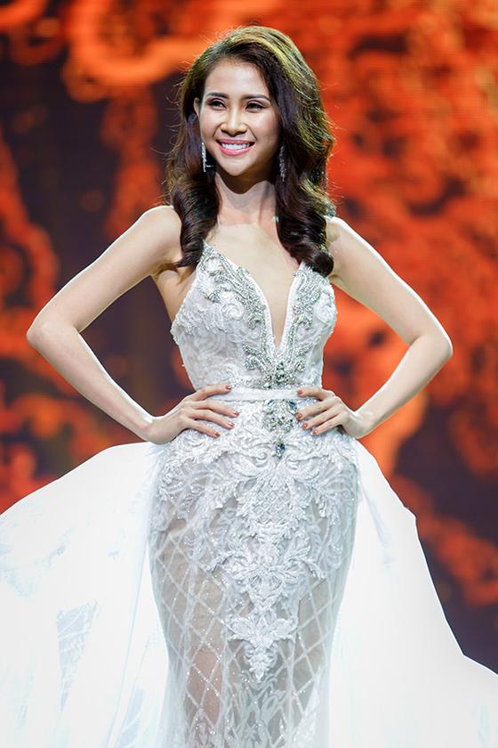 Liên Phương đoạt ngôi vị Á hậu 1 cuộc thi Hoa hậu Đại sứ Du lịch Thế giới ảnh 2
