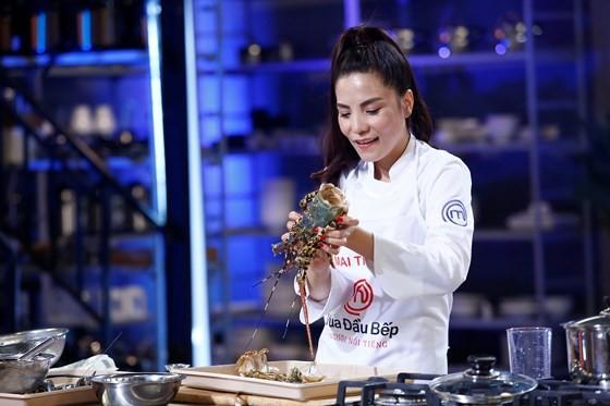 Kiwi Ngô Mai Trang đoạt danh hiệu Vua đầu bếp mùa 5 ảnh 3