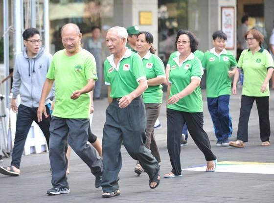 TPHCM tổ chức Ngày chạy Olympic năm 2018: Hơn 6.000 người tham dự ảnh 4