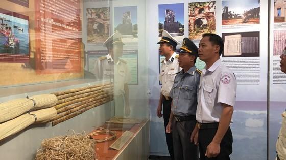 Nhà trưng bày Hoàng Sa - Công trình lịch sử đặc biệt ảnh 2