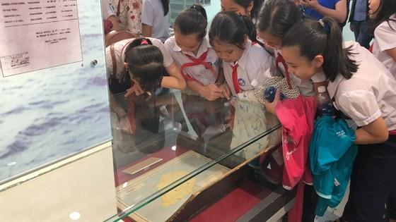 Nhà trưng bày Hoàng Sa - Công trình lịch sử đặc biệt ảnh 3