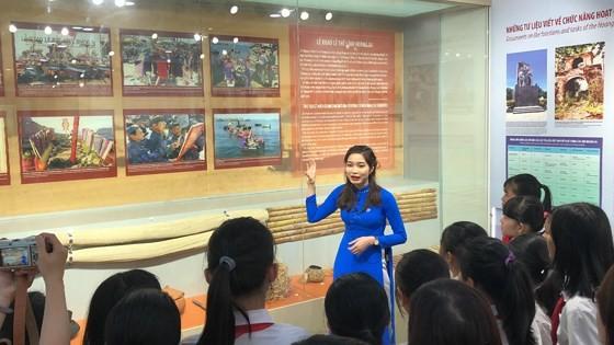Nhà trưng bày Hoàng Sa - Công trình lịch sử đặc biệt ảnh 5