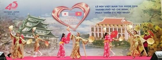 Khai mạc Lễ hội Việt Nam tại Aichi 2018 ảnh 5