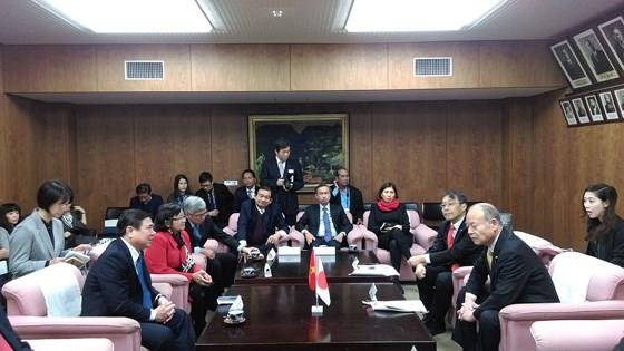 Tăng cường quan hệ hợp tác giữa TPHCM và tỉnh Nagano ảnh 4