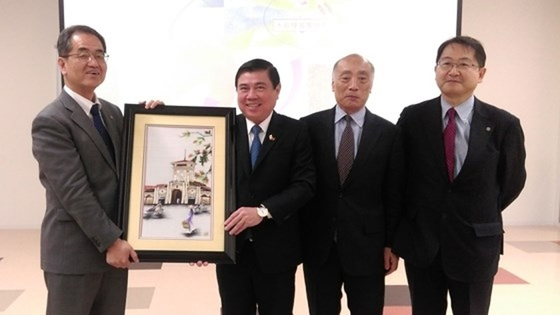 Tăng cường quan hệ hợp tác giữa TPHCM và tỉnh Nagano ảnh 7