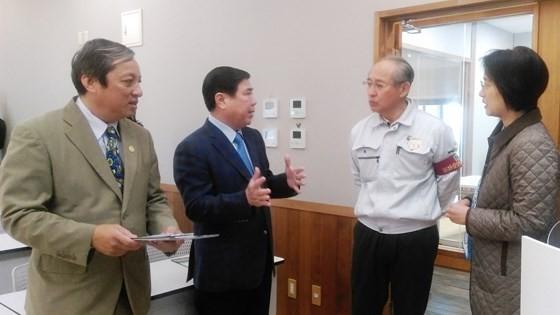 TPHCM tìm kiếm cơ hội thúc đẩy đầu tư, tăng cường hợp tác nông nghiệp công nghệ cao với Nhật Bản ảnh 2