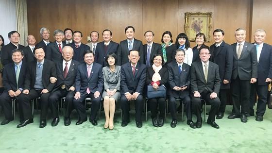 TPHCM tìm kiếm cơ hội thúc đẩy đầu tư, tăng cường hợp tác nông nghiệp công nghệ cao với Nhật Bản ảnh 1