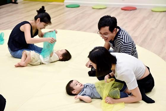 Thanh Bùi ra mắt chương trình âm nhạc cho trẻ từ 6 tháng tuổi ảnh 3