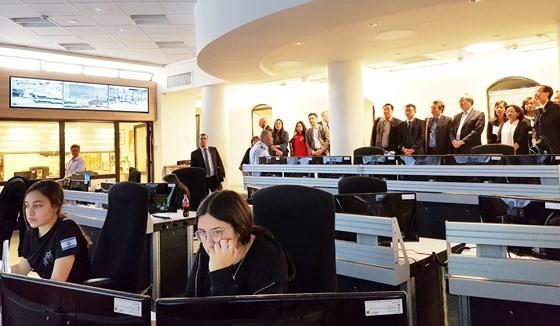 Bí thư Thành ủy TPHCM Nguyễn Thiện Nhân dự hội thảo các giải pháp đô thị thông minh tại Israel ảnh 3