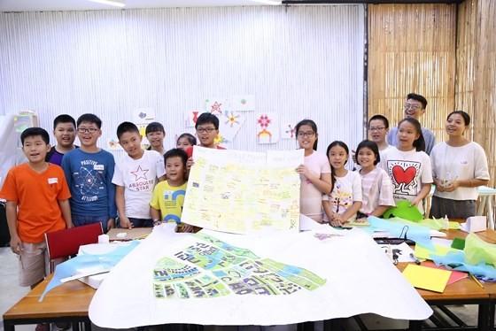 Sáng tạo TPHCM thông minh và thân thiện với trẻ em ảnh 4