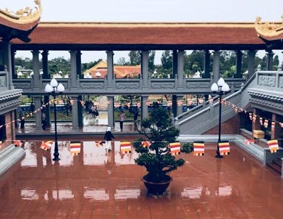 Khánh thành Thiền viện Trúc Lâm Hậu Giang ảnh 4