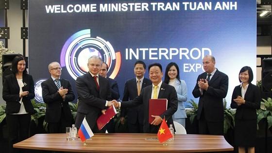 Tập đoàn T&T Group ký kết biên bản ghi nhớ 3 đối tác lớn tại Nga ảnh 3