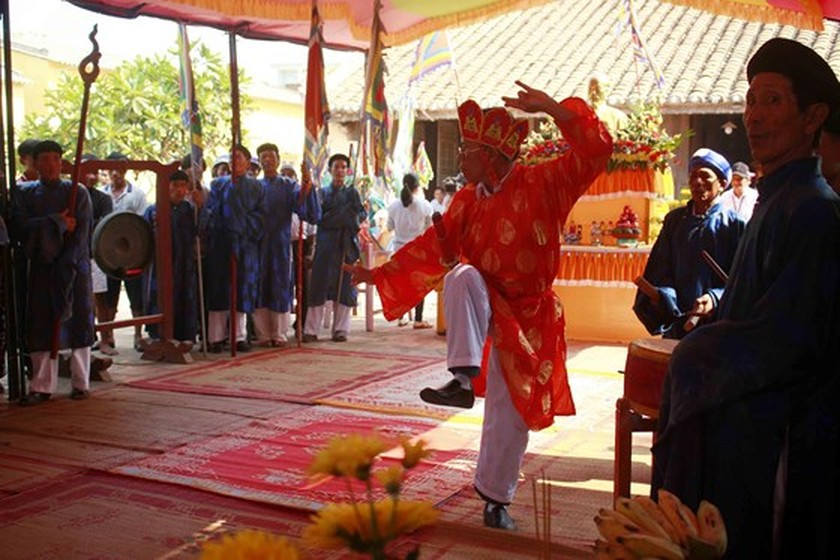 Soldiers of ancient Hoang Sa Flotilla commemorated in Quang Ngai ảnh 2