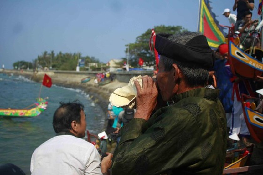 Soldiers of ancient Hoang Sa Flotilla commemorated in Quang Ngai ảnh 4