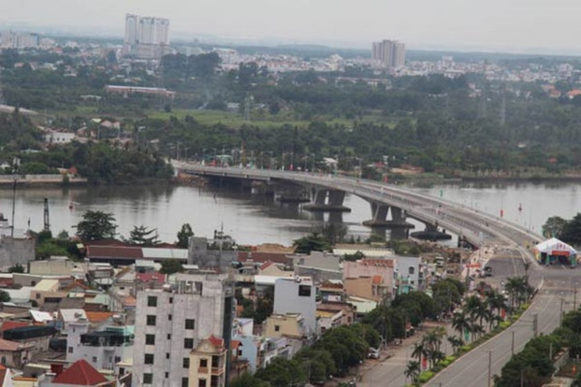 Dong Nai allows vehicles traveling through An Hao Bridge ảnh 2