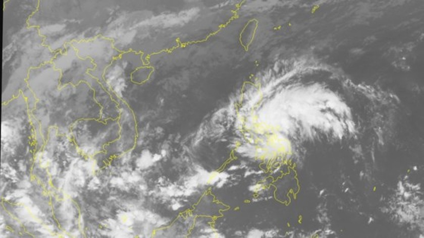 Tropical depression to enter East Sea within next 24 hours ảnh 1