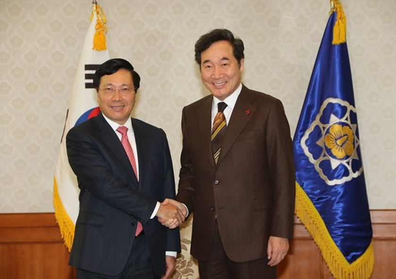 Vietnam & RoK strive to raise trade turnover up to $ 100 bln  ảnh 1