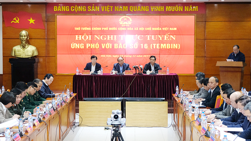 Southern region urgently copes with Tembin  ảnh 2