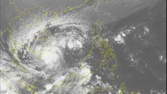 Super storm Tembin to make landfall in southern region on December 26 ảnh 1