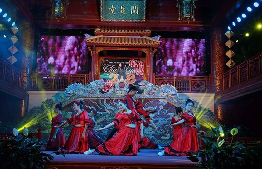 30,000 arrivals to Hue Heritage Sites during first days of New Year  ảnh 1