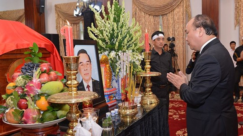 Vietnam declares two day national mourning for former PM Phan Van Khai ảnh 2
