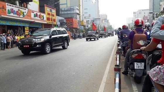 Vietnamese people bid last farewell to late PM Phan Van Khai  ảnh 16