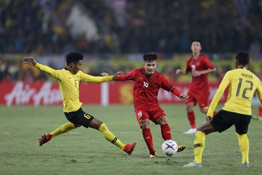 Highlighted photos in second-leg finals of AFF Cup 2018 ảnh 3