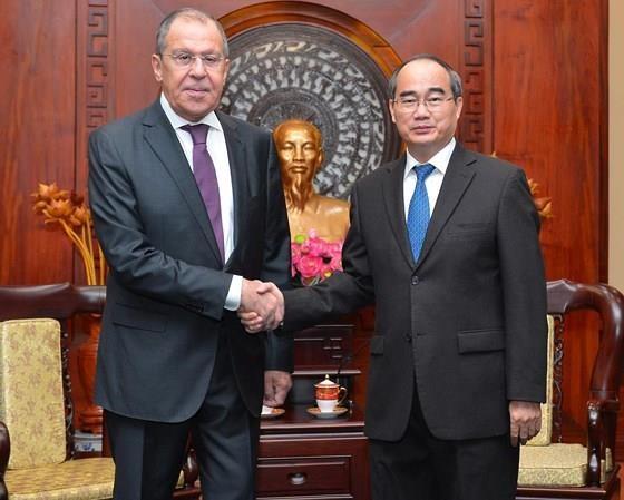 Vietnam and Russian Federation relationship develops fruitfully ảnh 1