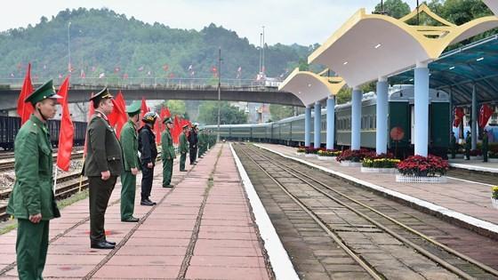 DPRK President Kim Jong-un ends official friendly visit to Vietnam  ảnh 5