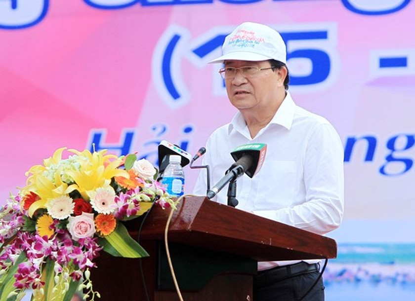 Week for Natural Disaster Prevention and Control kicked off ảnh 1