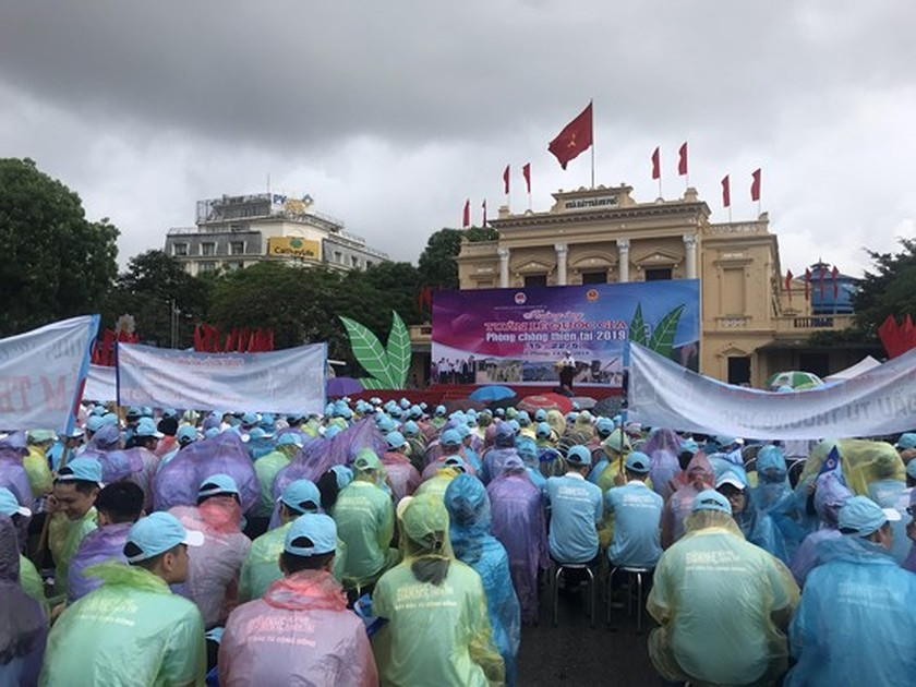 Week for Natural Disaster Prevention and Control kicked off ảnh 3
