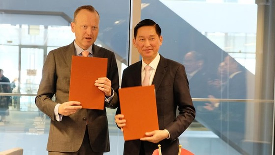 European visit draws future image of HCMC ảnh 3