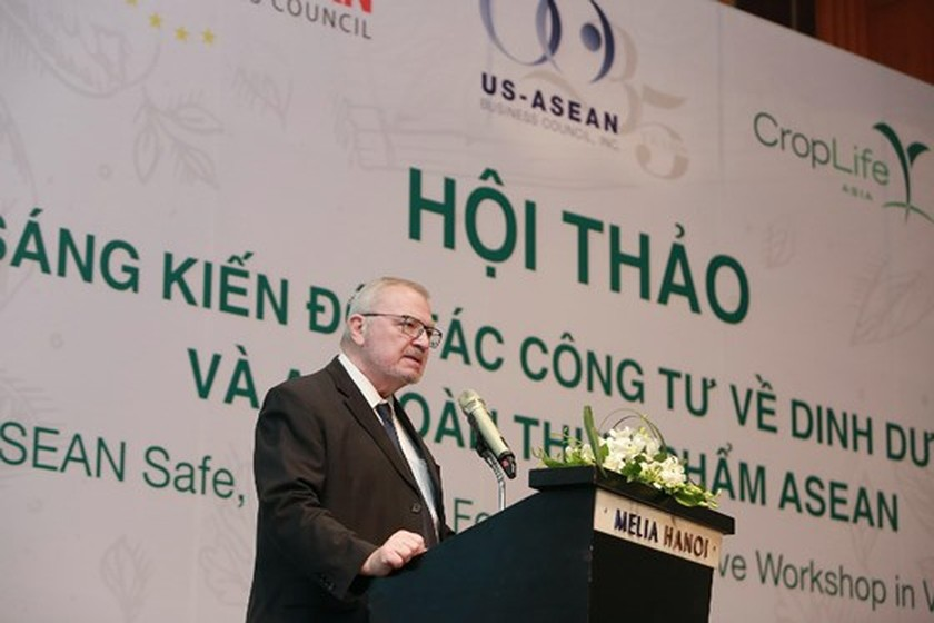 Vietnam promotes public-private cooperation on safe food guarantee  ảnh 1