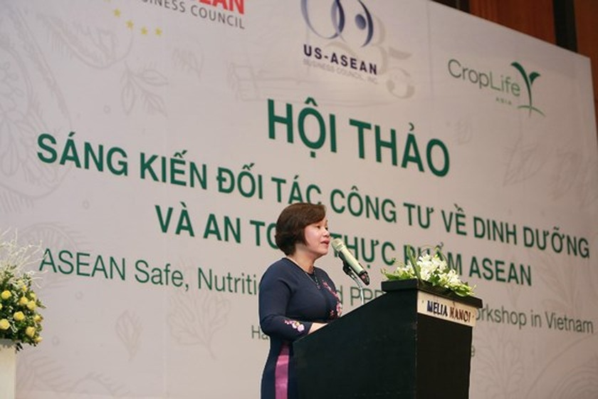 Vietnam promotes public-private cooperation on safe food guarantee  ảnh 2