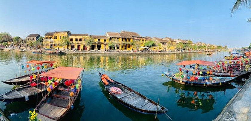 Google Doodles honors Hoi An ancient town ảnh 1